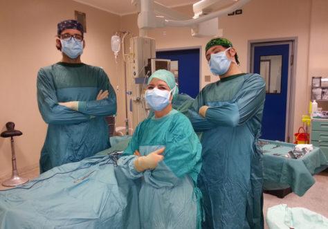Dott. Lorenzo Calì Cassi - Sala Operatoria
